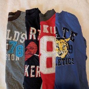 Bundle deal 4 shirts Carter's brand